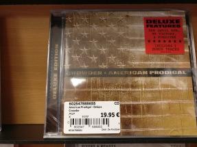Crowder: American Prodigal