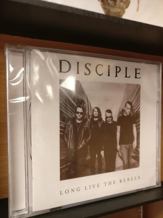 Disciple: Long Live the Rebels